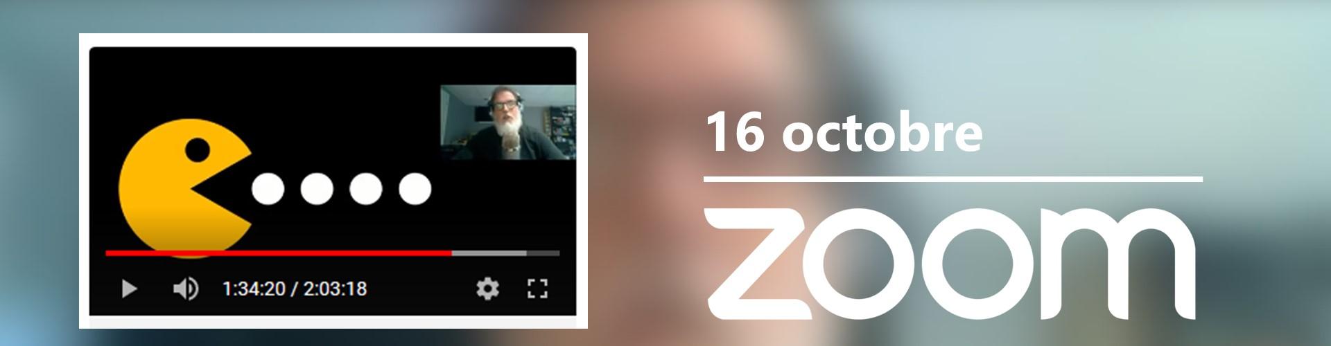 Rencontre du 16 octobre sur Zoom
